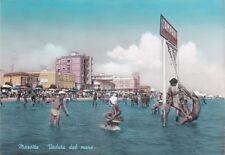 * MAROTTA - Veduta dal mare - Altalena con insegna Campari 1967