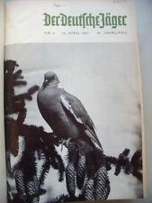 Der deutsche Jäger ab April 1967 Jagen 19 Hefte Zeitschrift Jägerzeitschrift