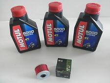 KIT TAGLIANDO OLIO + FILTRO PER HONDA NX 650 DOMINATOR 1997 1998 1999 2000