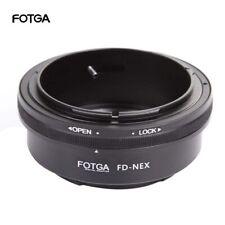 Lens Adapter Ring Canon FD FL Lens to Sony E Mount NEX-C3 NEX-5N NEX-7 NEX-VG900