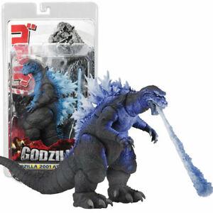 "NECA Godzilla 2001 Atomic Blast Movie Classic Dinosaur Action Figure 7"" Toy Gift"
