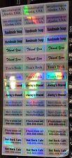 90 LASER Custom Waterproof Name Labels-Daycare, School(Buy 5 get 1 FREE)