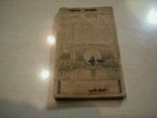 1940 NEW YORK WORLDS FAIR SEASON TICKET BOOKLET-71 TICKETS-PHOTO AND SIGNATURE