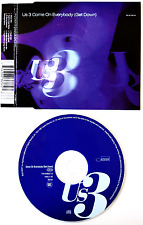 US3 - Come On Everybody (Get Down) (CD Single) (EX-/EX)
