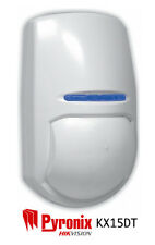 Pyronix Dual technology Motion Detector for Wired Burglar Intruder Alarm KX15DT