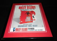 Billy Elliot 2005 Framed 11x14 ORIGINAL Vintage Advertisement