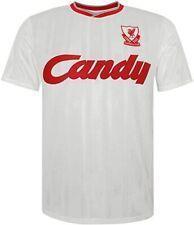 ✅ New LFC Official Liverpool FC 88/89 ✅Candy Away Football Shirt Medium BNWT✅