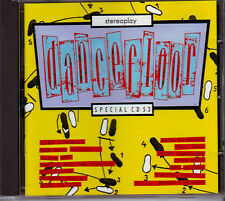 STEREOPLAY - Special CD 53 - Dancefloor - rare audiophile CD 1990