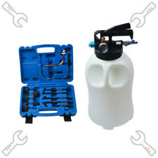 10L Pneumatic Air Engine Gear ATF Oil and Fluid Extractor Refill Dispenser 2 Way