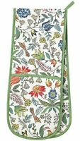 New Ulster Weavers Arts & Crafts double oven glove