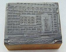 Vintage Printing Letterpress Printers Block Spicerie