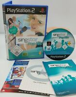 Singstar: Pop Hits PlayStation 2 PS2 Spiel (Game) in OVP PAL CiB