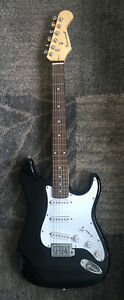 Burswood ' Stratocaster Styled'Electric Guitar