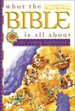 What the Bible Is All about for Young Explorers by Frances Blankenbaker and...