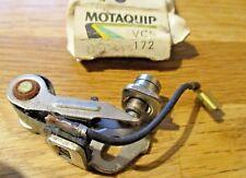 VCS172 XCS154 NEW Motaquip Contact Set Peugeot 304 305
