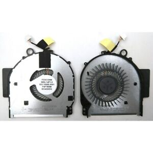 CPU Cooling Fan for HP Pavilion x360 14-ba Series