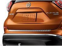 Bumper Guard-Clear Rear Bumper Protector NISSAN OEM 999T6LZ000