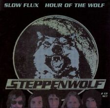 Steppenwolf - Slow Flux + Hour Of The Wolf (2CD Set)