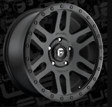 Fuel Recoil 20x9 6x135 ET1 Matte Black Rims (Set of 4)