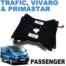 Vivaro/Trafic Giratorio De Asiento del pasajero (RIB) (2001-2014) con Offset