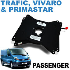 Vivaro / Trafic Passenger seat swivel (RIB) (2001-2014) With OFFSET