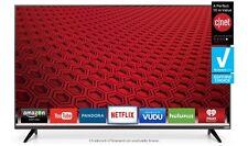 """Vizio E50-C1 50"""" Smart LED HDTV with Remote 1080p 120Hz WiFi Apps HDMI USB"""