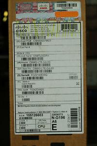 *Brand New* Cisco C899G-LTE-GA-K9 Cellullar Network Router 800 Series  4G LTE