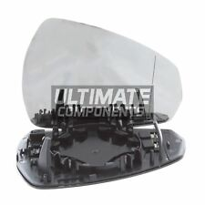 Audi A3 8V Hatchback 1/2014-> Heated Aspherical Wing Mirror Glass Drivers Side