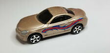 Maisto Champagne LEXUS SC430 Die-Cast Car / 5-Star Rims / Tinted Windows