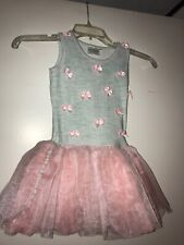 Girls kids Ooh! La, La! Couture Dress size 4