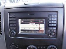 MERCEDES SPRINTER RADIO/ SAT NAV UNIT, NCV3, 10/06-16