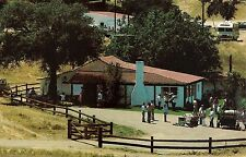Ronald and Nancy Reagan's Cailfornia Ranch Retreat Postcard