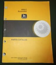 John Deere 450Lc Excavator Parts Manual Book Catalog Pc-2609