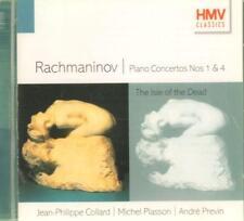Rachmaninov(CD Album)Piano Concertos 1 & 4-New
