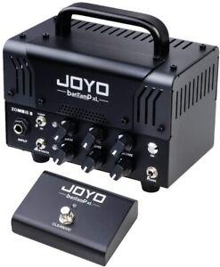 Joyo ZOMBIE-II BanTamp XL Series Mini 20 Watt Tube Pre Amp Guitar w foot switch