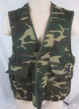 Game Winner Sportswear Camouflage Camo Hunting Gamebag Vest  Men's M(38/40)  J27
