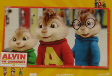 ALVIN AND THE CHIPMUNKS 2 - The Squeakquel - Lobby Cards Set