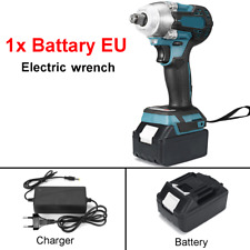 18V 588N.m. Li-Ion 1/2'' Brushless Cordless Electric Wrench with 1 battery
