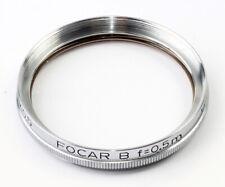 Voigtlander FOCAR B f=0,5m 344/41 AR 40.5 f. BESSAMATIC & ULTRAMATIC - Wie NEU !