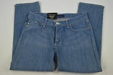 Rock & Republic Evelyn Womens Cropped Denim Blue Jeans size 29 (29 X 24)