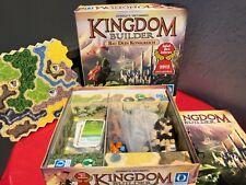 Kingdom Builder: Bau dein Königreich Queen Games Spiel des Jahres 2012 boardgame