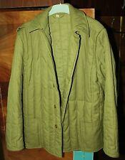 Telogreika, Winter jacket rare Romania Army Cold war unused mountain troops