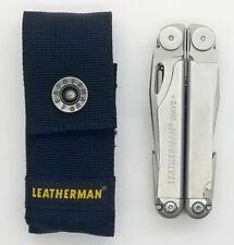 Leatherman 832563 Wave Plus Stainless Steel Multi-Tools