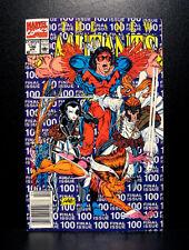 COMICS: Marvel: The New Mutants #100 (1991), 1st X-Force app, final issue - RARE