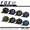 FOX FLEX 45 FLEXFIT HAT #58379 Legacy Sport Medium Profile Cap Men's Heritage