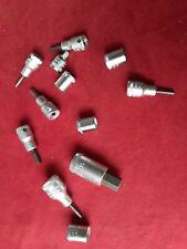 Stahlwille Konvolut Alloy Chrome 12x Stück diverse 4-49 14-54 6-49 4-54 40-14