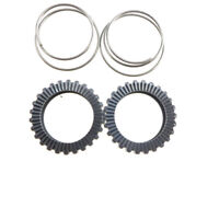 Fit for DT Swiss 350 440 540  hubs 54T Tatchet Star Ratchet Springs Hub Kit