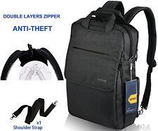 Business Laptop Backpack 15.6 for Men Girls Travel Computer Messenger School Bag