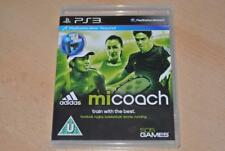 Adidas Micoach PS3 Playstation 3 (Move Required) **FREE UK POSTAGE**