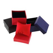 Boîte cadeau en carton pour montre-bracelet à boucles d'oreilles
